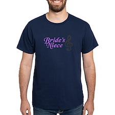 Bride's Niece(clef) T-Shirt