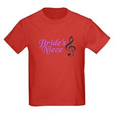 Bride's Niece(clef) T