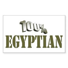 EGYPTIAN Rectangle Decal