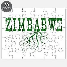 Zimbabwe Roots Puzzle