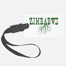 Zimbabwe Roots Luggage Tag