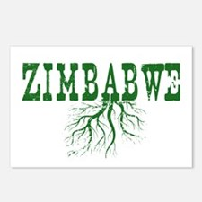 Zimbabwe Roots Postcards (Package of 8)