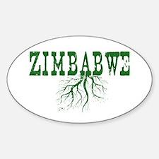 Zimbabwe Roots Decal