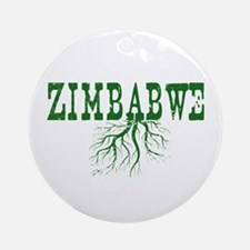 Zimbabwe Roots Ornament (Round)