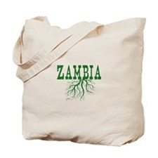 Zambia Roots Tote Bag