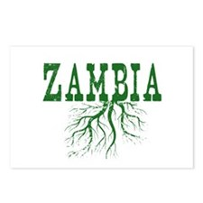 Zambia Roots Postcards (Package of 8)