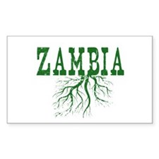 Zambia Roots Decal
