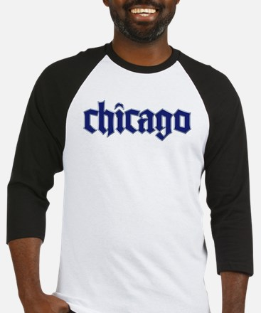 Chicago Apparel Baseball Jersey