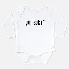 got solar black Body Suit
