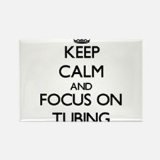 Keep Calm by focusing on Tubing Magnets