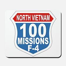 100 Missions F-4.png Mousepad