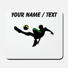 Custom Soccer Kick Mousepad