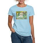 Irises / Coton Women's Light T-Shirt