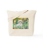 Irises / Coton Tote Bag