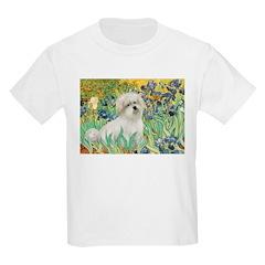 Irises / Coton T-Shirt