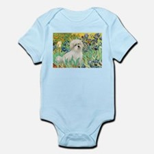 Irises / Coton Infant Bodysuit