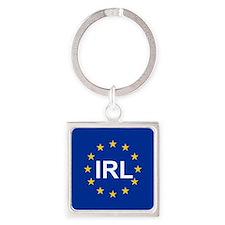 sticker irl blue 10x10.psd Keychains
