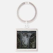 Icy Cobweb Keychains