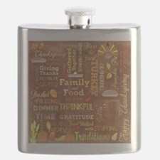 Thanksgiving  Flask