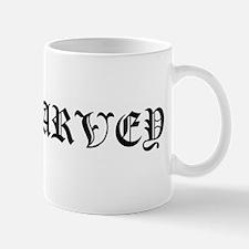 MRS HARVEY  Mug