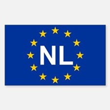 EU Netherland Decal