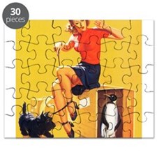 Cute Alternative Puzzle
