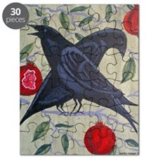 crows and pomegranates Puzzle