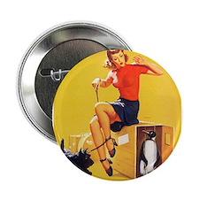 "Cute Classy stylish 2.25"" Button (10 pack)"