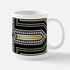 Art Deco Cross Mugs