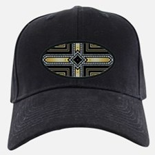 Art Deco Cross Baseball Hat