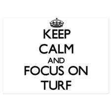 Keep Calm by focusing on Turf Invitations