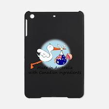 stork baby austr can.psd iPad Mini Case