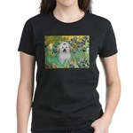 Irises / Coton Women's Dark T-Shirt