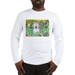 Irises / Coton Long Sleeve T-Shirt
