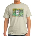 Irises / Coton Light T-Shirt