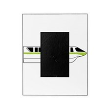 Monorail Green Picture Frame