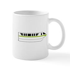 Monorail Green Mugs