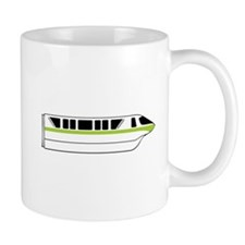 Monorail Green Mugs