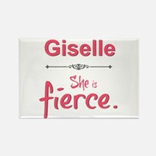 Giselle is fierce Magnets