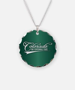 Colorado State of Mine Necklace