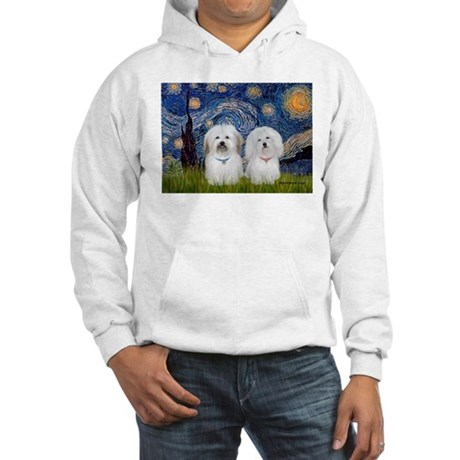 Starry / Coton Pair Hooded Sweatshirt