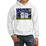Starry / Coton Pair Hooded Sweatshirt