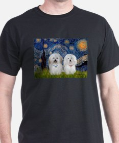 Starry / Coton Pair T-Shirt