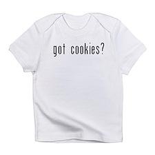 got cookies black.psd Infant T-Shirt