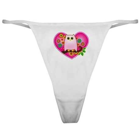 Owl Always Love U 2 - Classic Thong