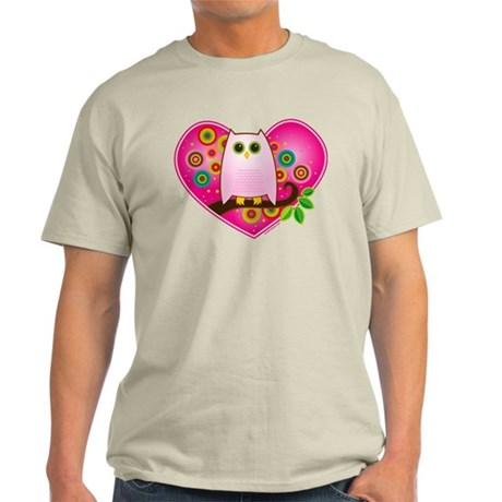 Owl Always Love U 2 - Light T-Shirt