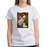 Windflowers / Coton Women's T-Shirt