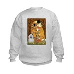 The Kiss / Coton Kids Sweatshirt