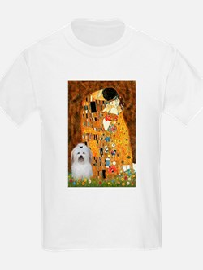 The Kiss / Coton T-Shirt