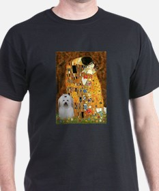 The Kiss / Coton T-Shirt